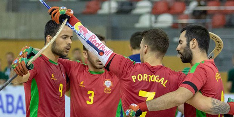 Photo of Portugal thrash in the first World Hockey game
