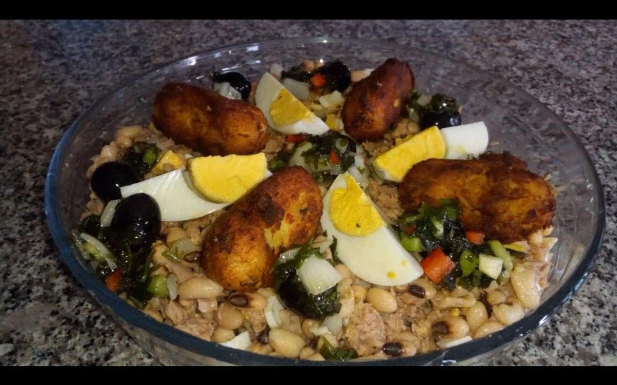 Photo of Tuna Salad with Frade Beans – Portuguese Recipe