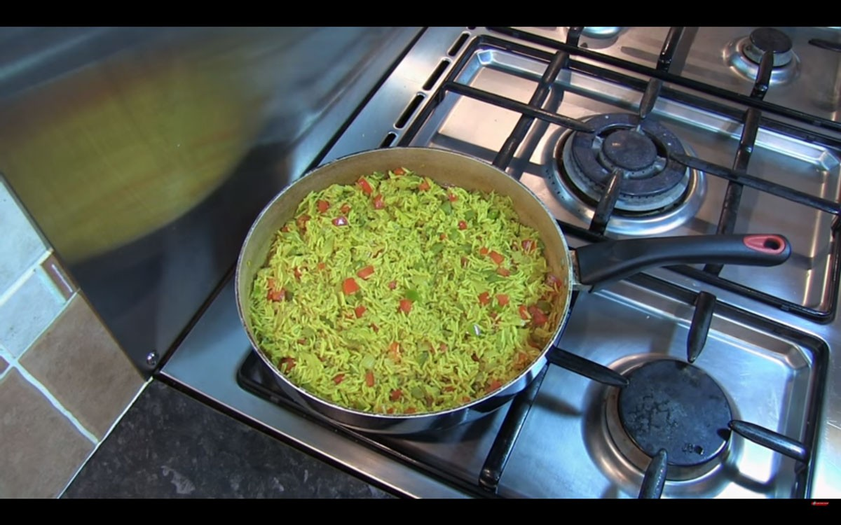 Photo of Savoury Rice – Portuguese Recipe