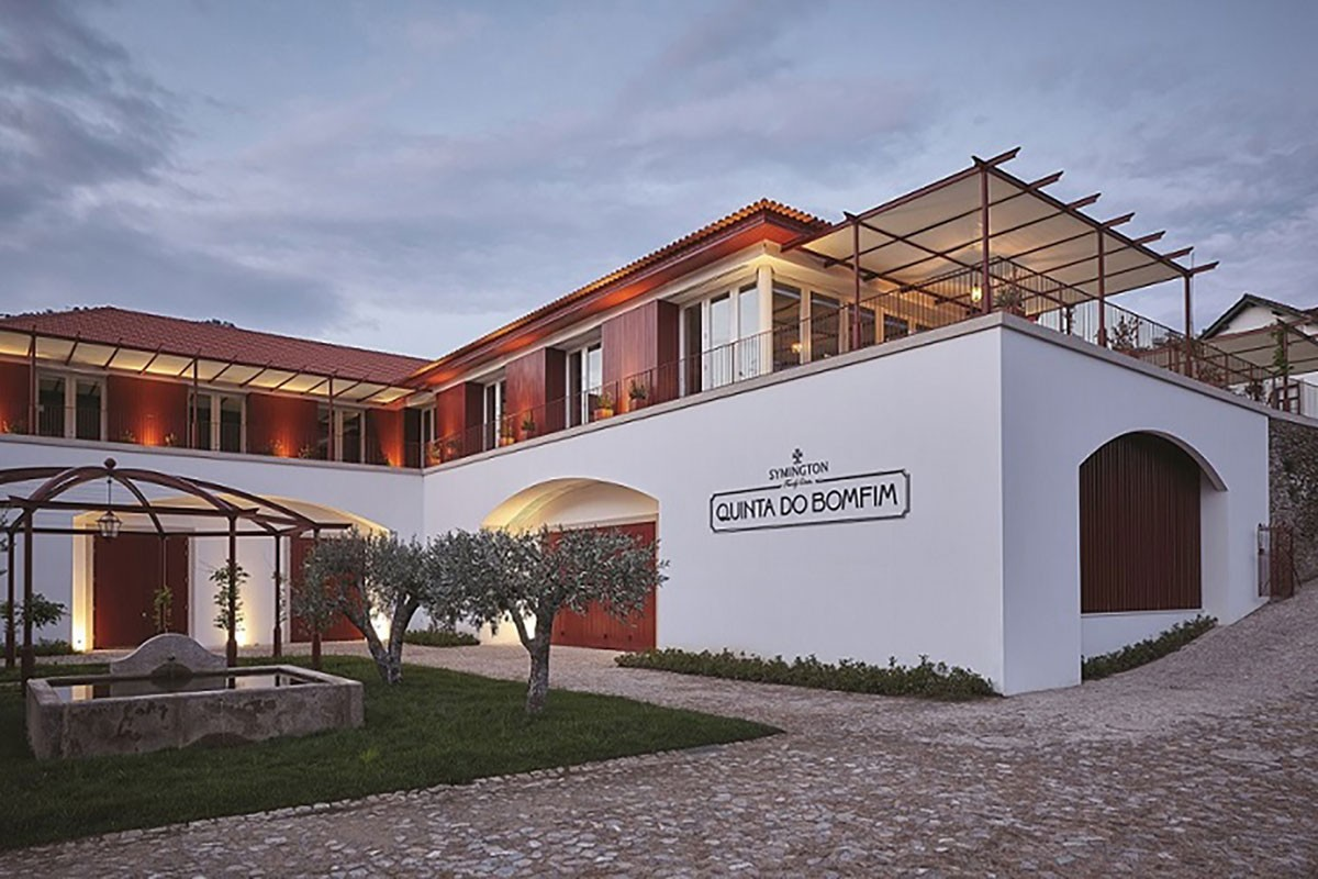 Photo of Quinta do Bomfim among the best wineries in the world