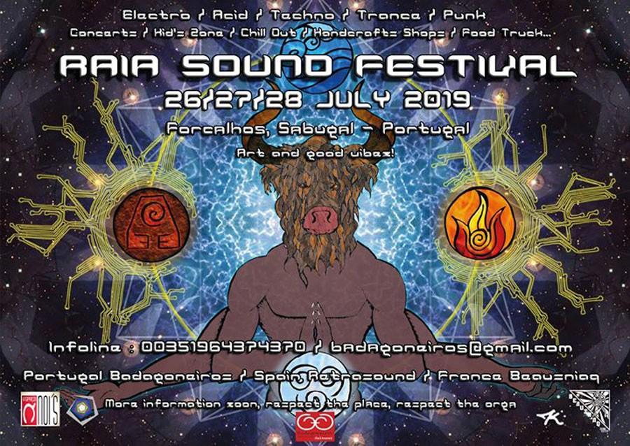 Photo of Raia Sound Festival