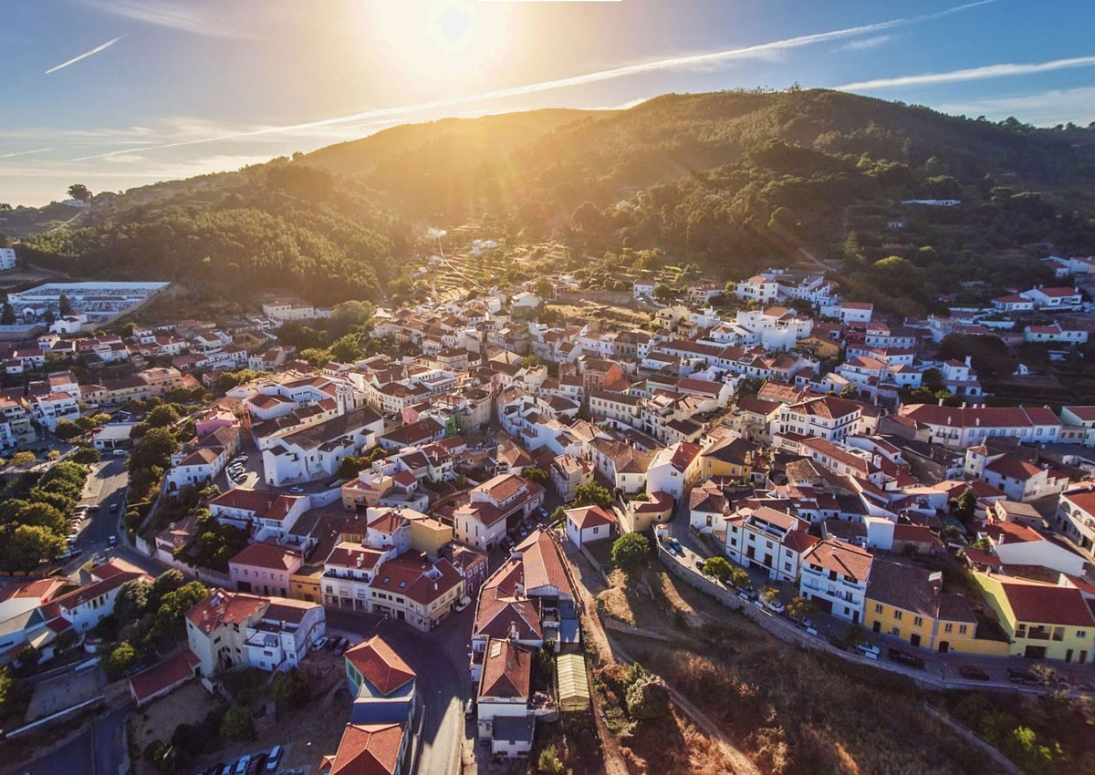 Photo of Serra de Monchique – About the Village of Monchique
