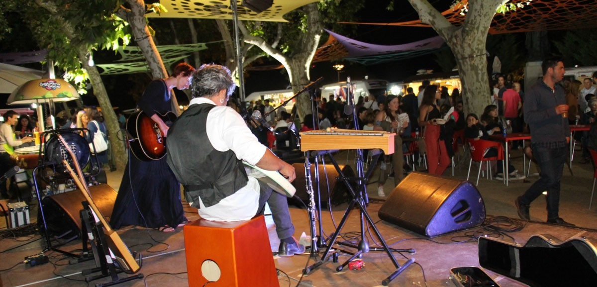 Photo of SoundSet Fest