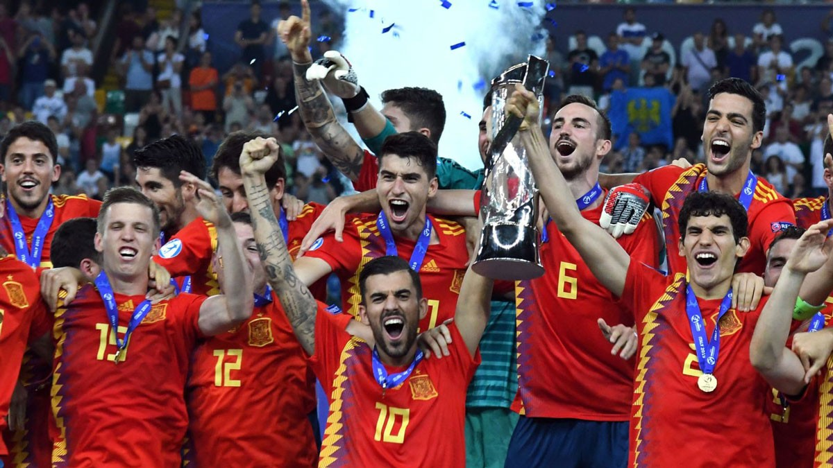 Photo of Spain defeats Germany and is the new European U-21 Champion