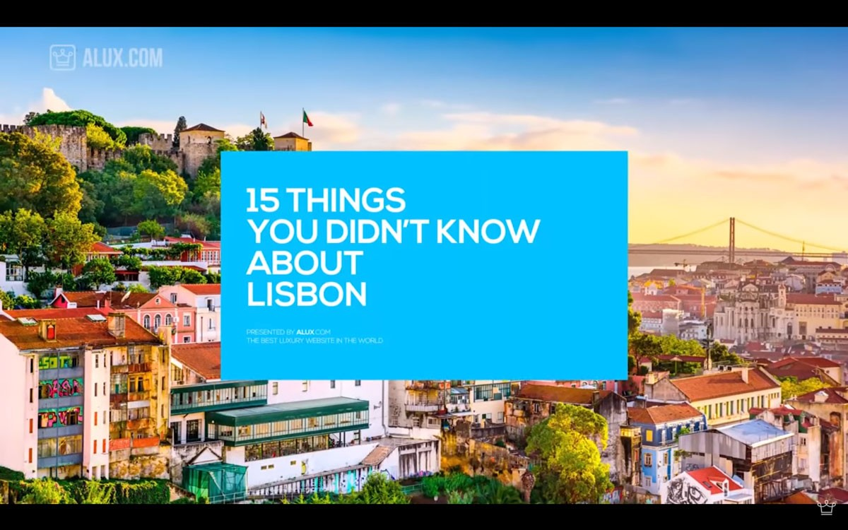 Photo of 15 Things You Didn't Know About Lisbon