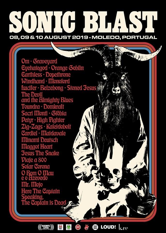 Sonic Blast kicks off today 9th edition in Moledo, Viana do