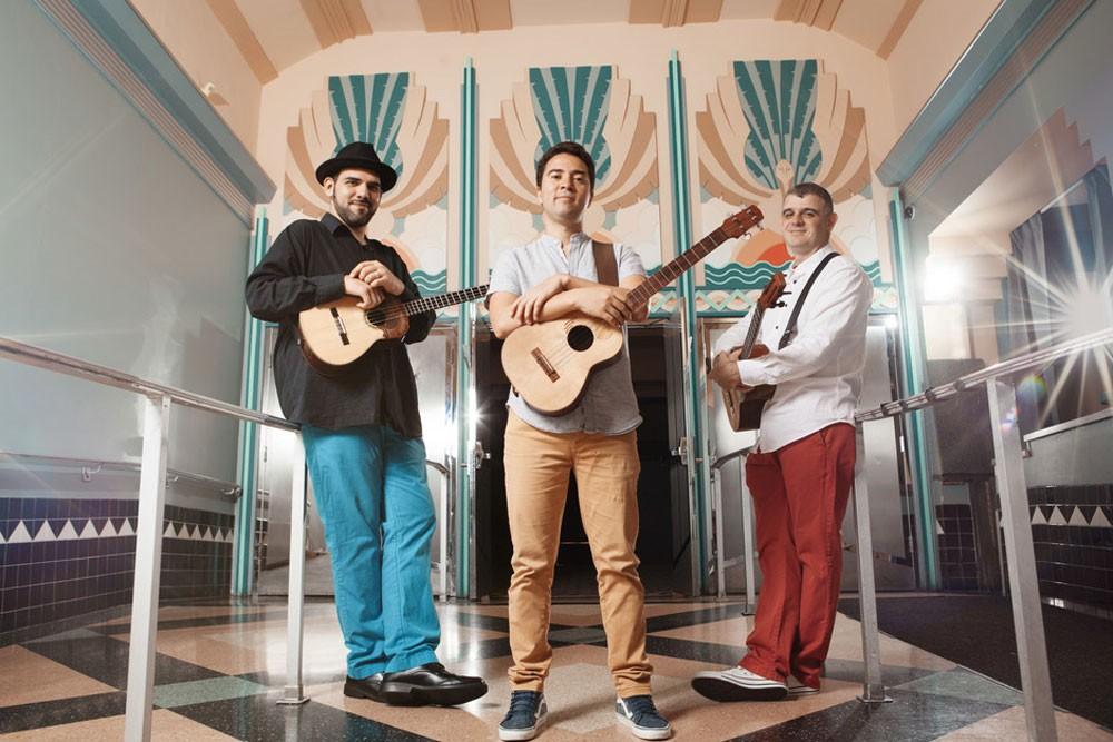 Photo of C4 Trio