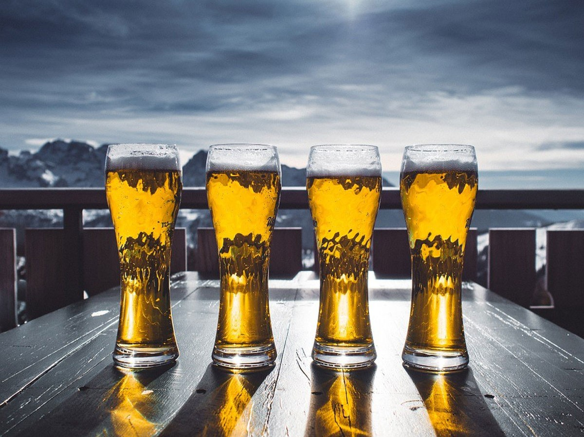 Photo of Portuguese brewers celebrate International Beer Day