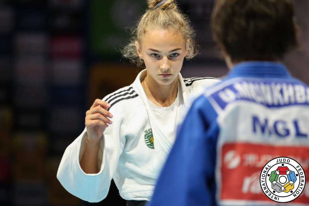 Photo of Daria Bilodid is the world champion of judo for the second time