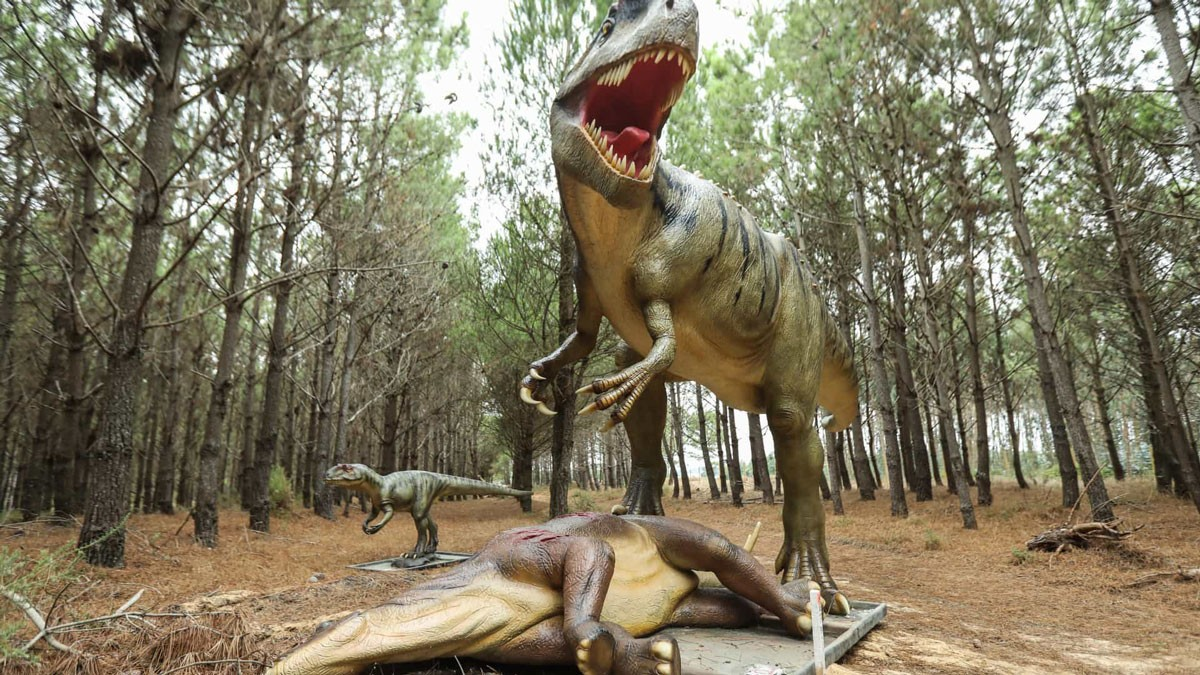 Photo of Dino Parque da Lourinhã reaches 500 000 visitors