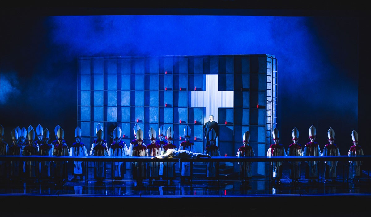 Photo of Verdi's La Forza del Destino marks the return of the grand opera to the Porto Ageas Coliseum