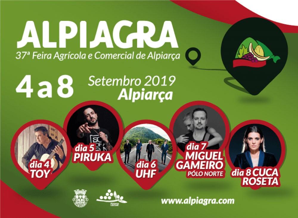 Photo of Alpiagra – Alpiarça Agricultural and Commercial Fair