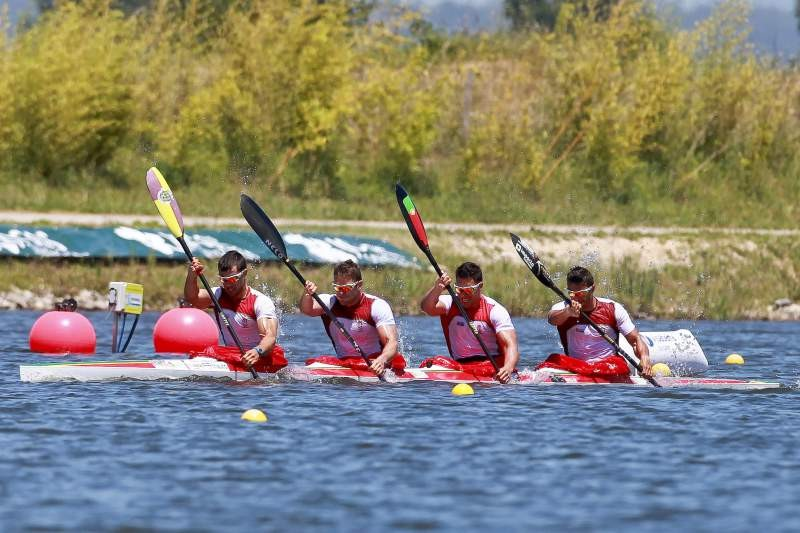 Photo of Portugal guarantees six Olympic and one Paralympic spots in canoeing