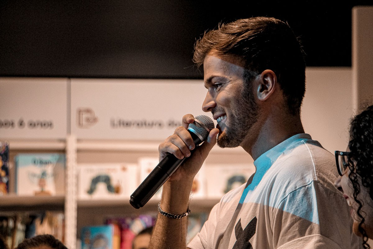 Photo of David Carreira was in the Algarve for a special meeting