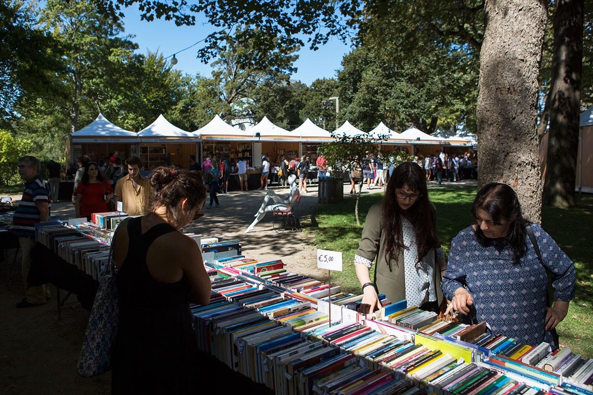 Photo of Porto Book Fair returns to Palácio de Cristal