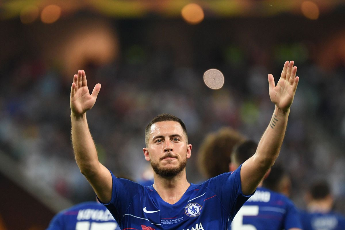 Photo of Hazard named best player of the Europa League in 2018/19