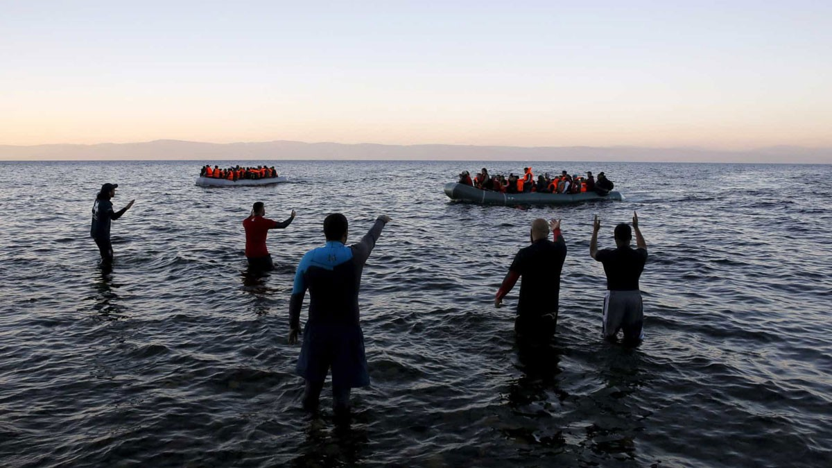 Photo of Portuguese Maritime Police on mission in Greece rescues 115 migrants