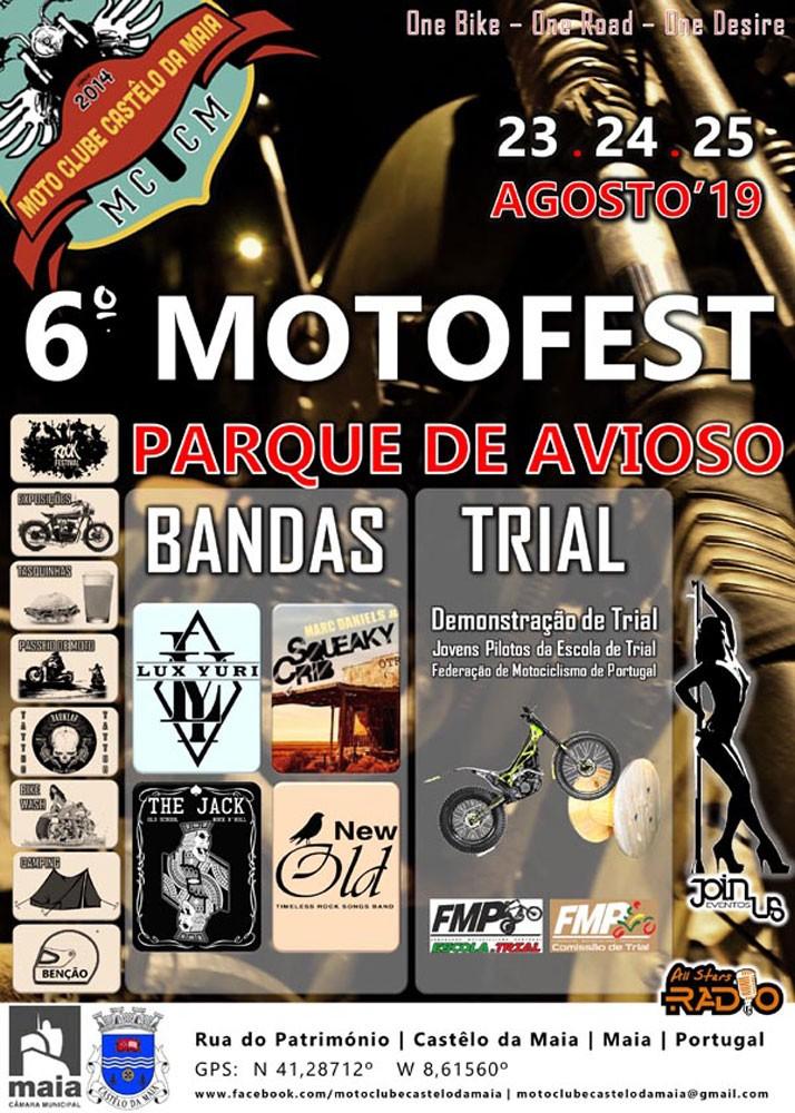 Photo of 6º MotoFest of the Moto Clube Castêlo da Maia