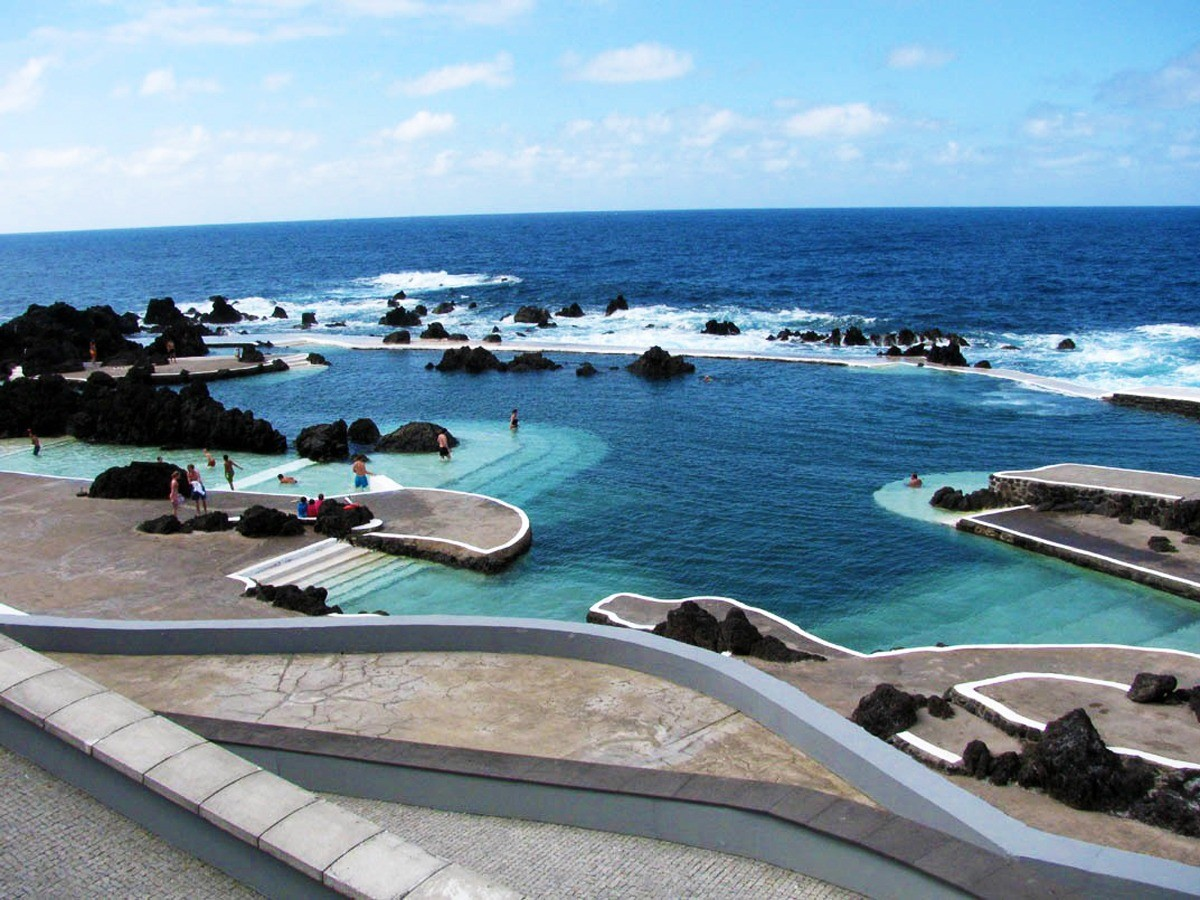 Photo of Two Portuguese natural pools among the best in the world