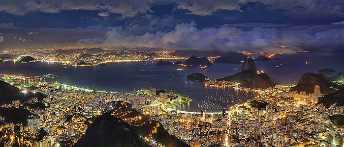 Photo of Rio de Janeiro hosts the world's largest architecture event in 2020