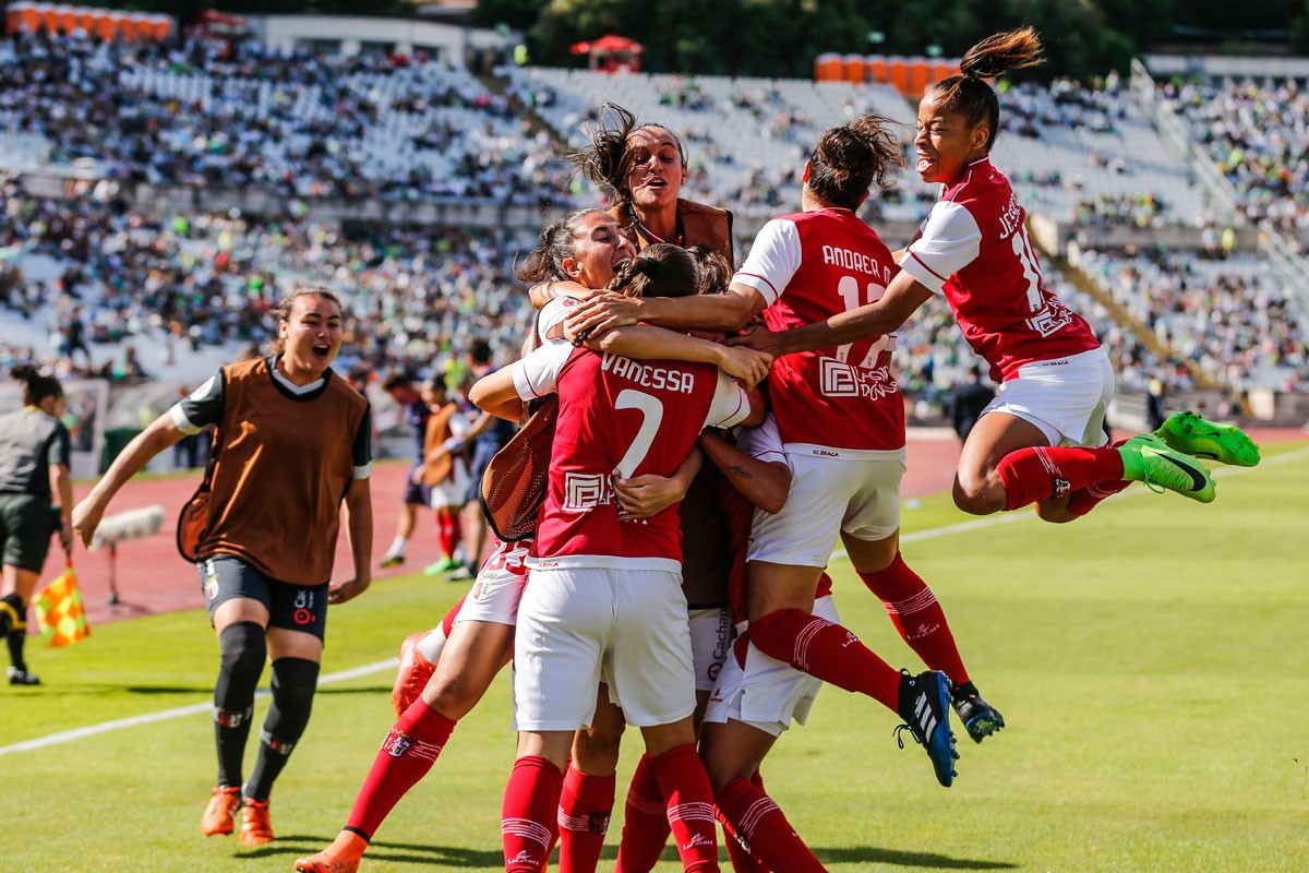 Photo of Sporting de Braga closes women's Champions group with rout
