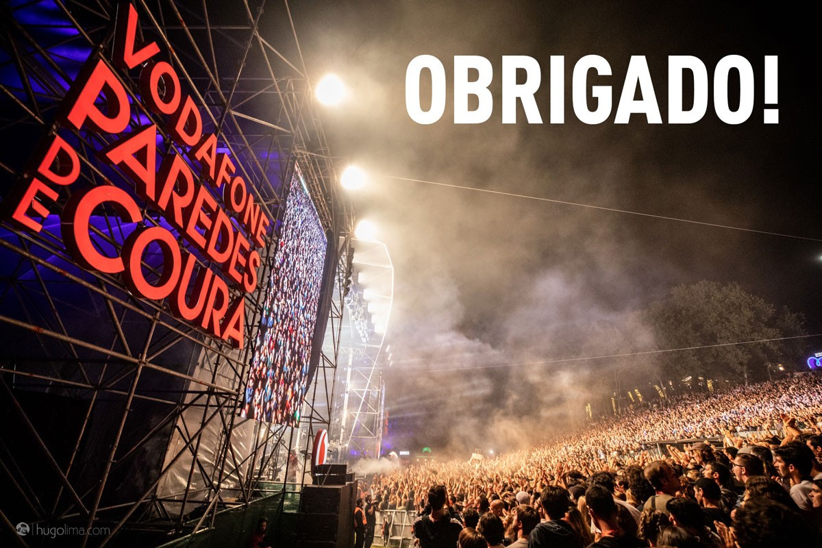 Photo of Vodafone Paredes de Coura has announced the dates for next year