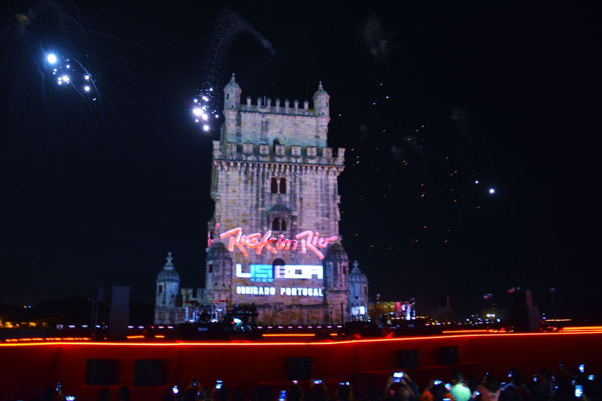 Photo of Ivete Sangalo closes the Rock in Rio Celebration in Lisbon