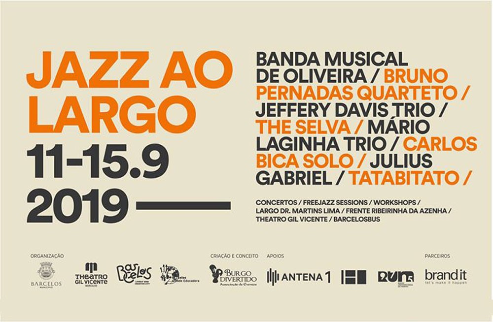 Photo of JAZZ AO LARGO 2019