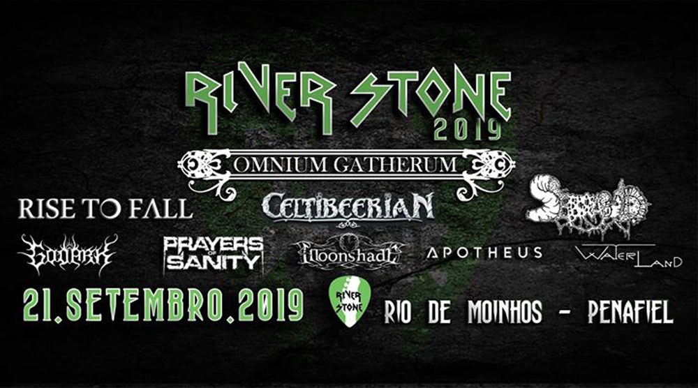 Photo of River Stone 2019 🗓 🗺