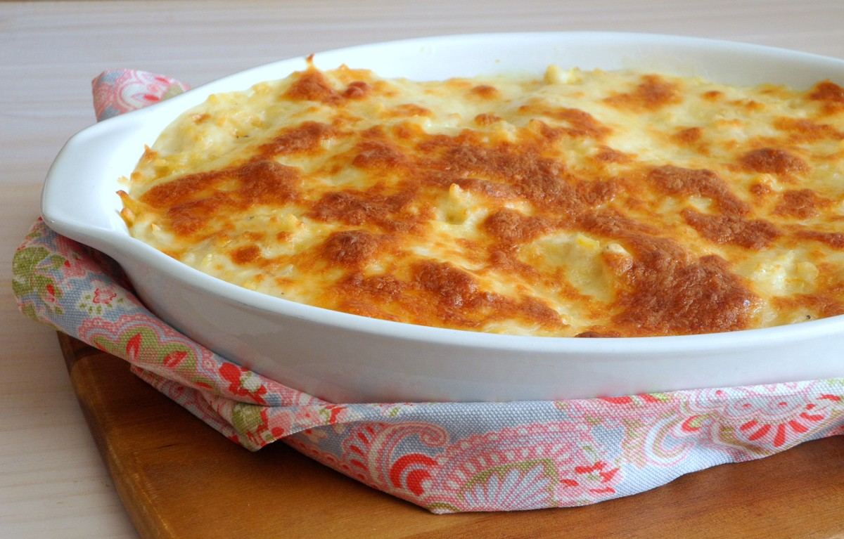 Photo of Oven Gratin Shrimp