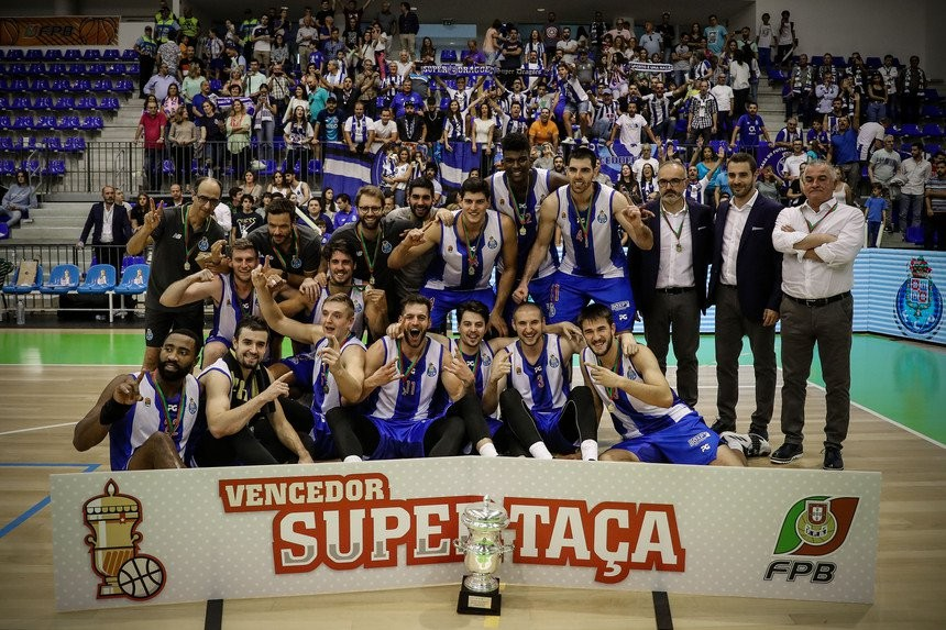 Photo of FC Porto win seventh basketball Super Cup