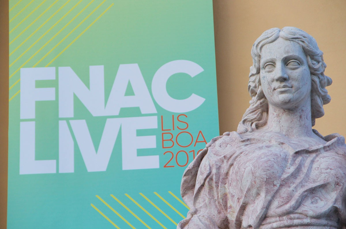 Photo of The Carlos Lopes Pavilion hosted this Saturday the 7th edition of Fnac Live