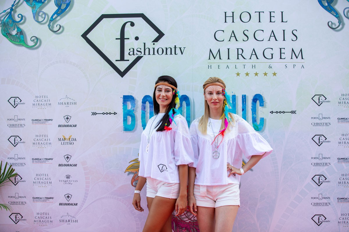 Photo of Cascais celebrated Glamor at an event organized by FashionTV in partnership with Hotel Cascais Miragem