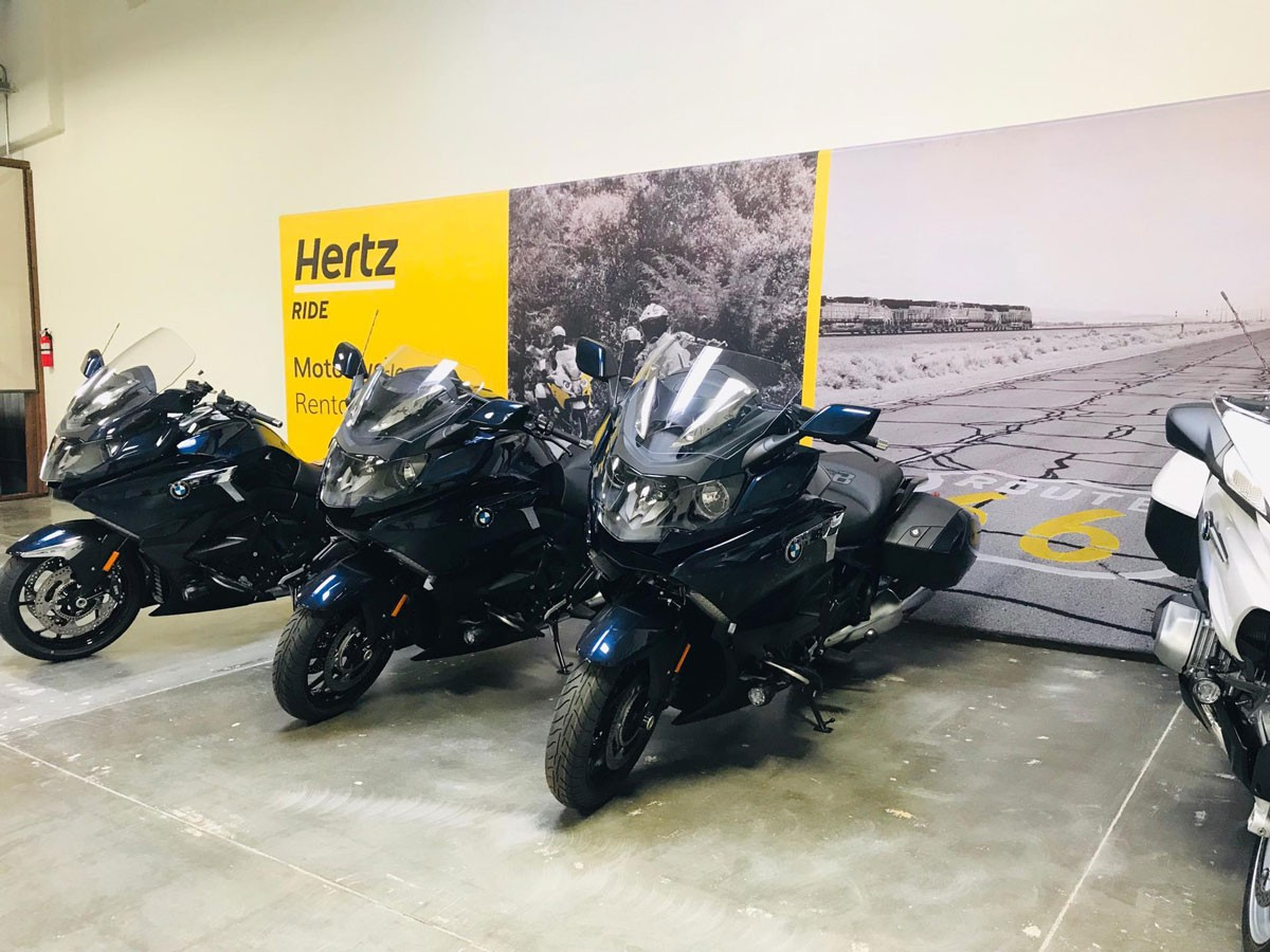 Photo of Hertz Ride strengthens expansion and enters the United States