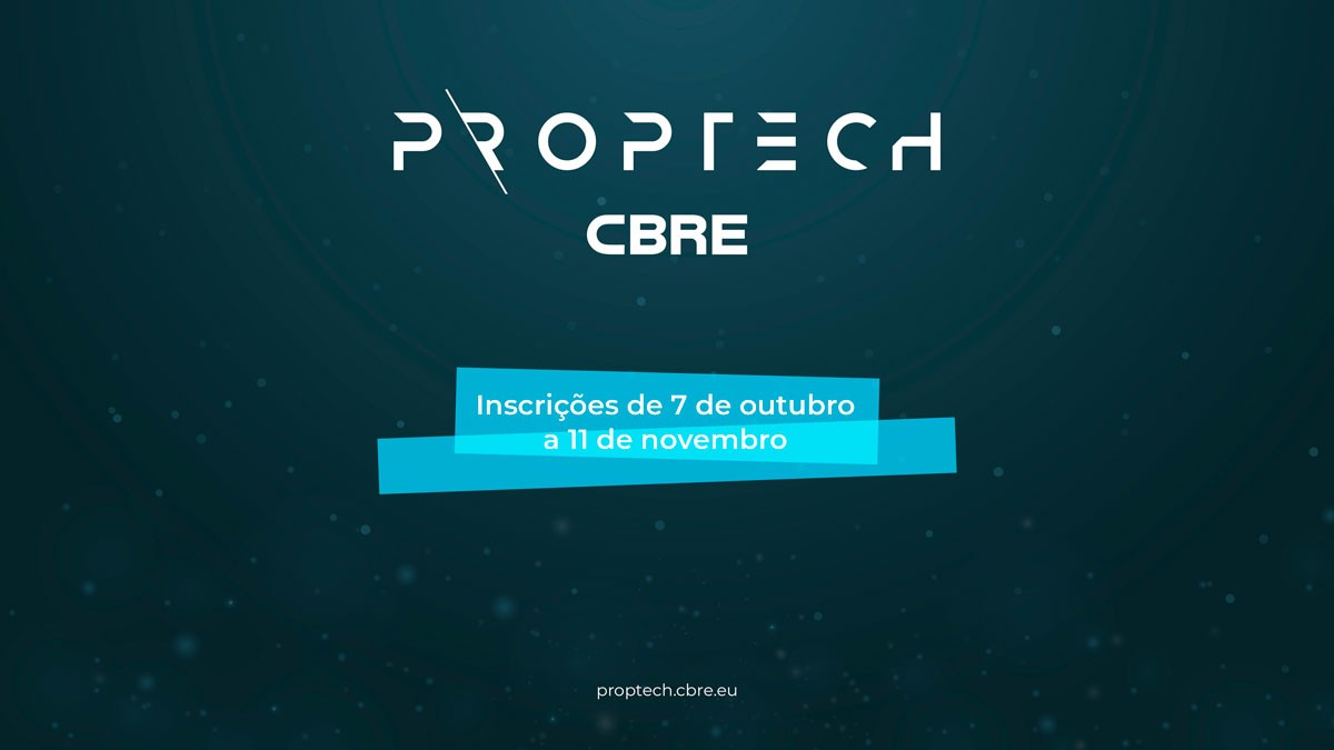 Photo of CBRE launches third edition of the Proptech Challenge in Portugal