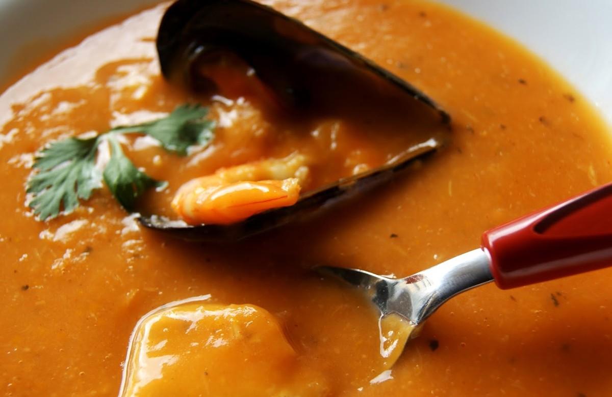 Photo of Sesimbra-style sea soup