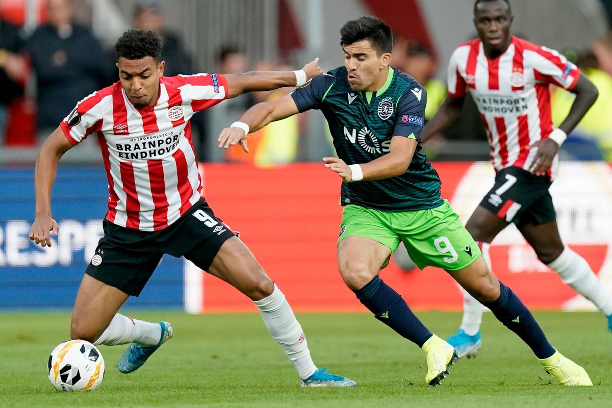 Photo of Sporting loses with PSV