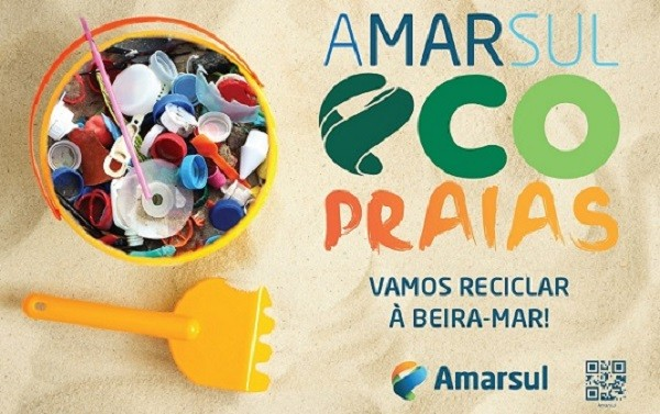 Photo of The ECOPRAIAS campaign made it possible to collect 165 tonnes of plastic waste in Setubal