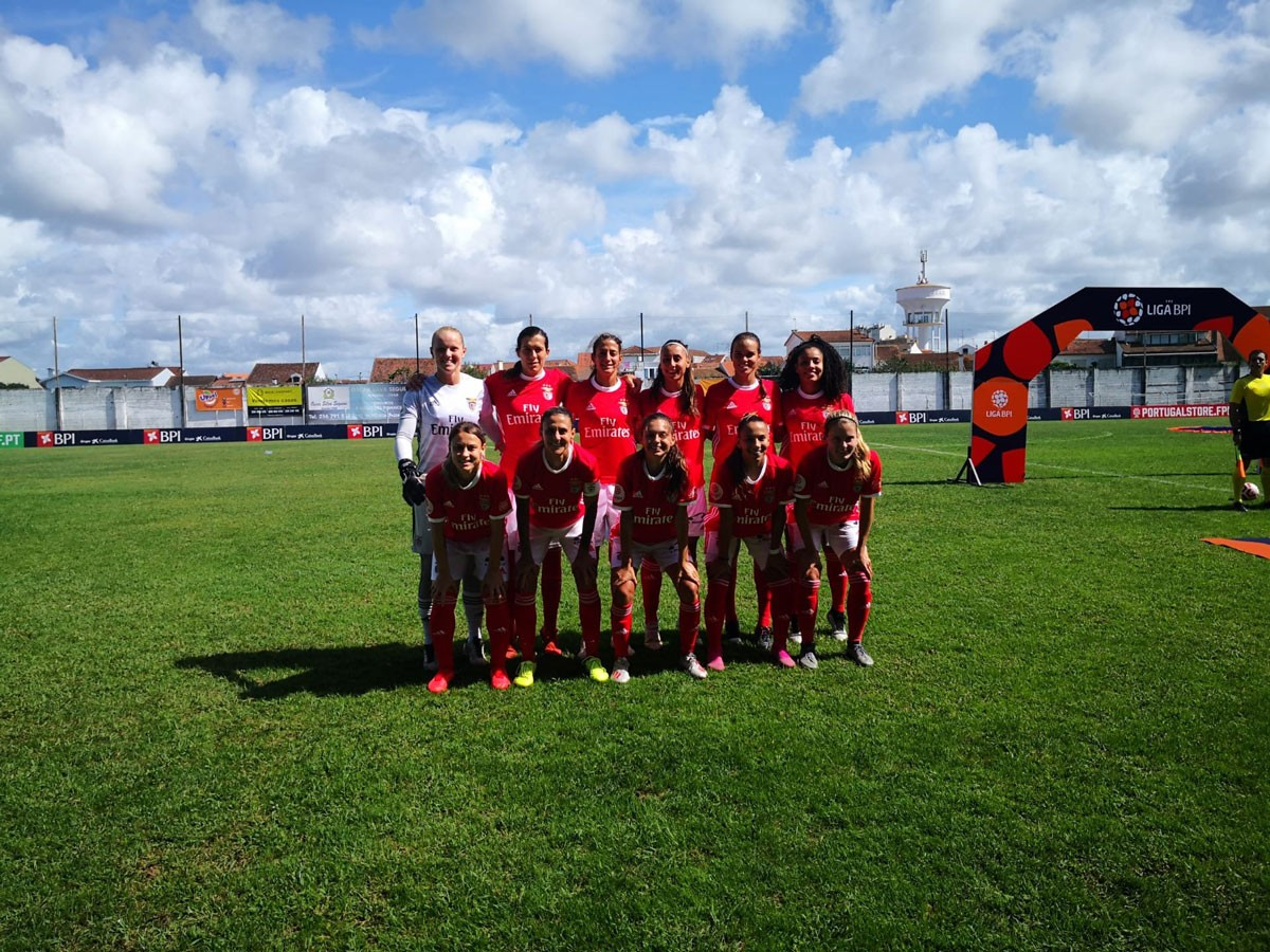 Photo of Benfica trashes again in the Women's League