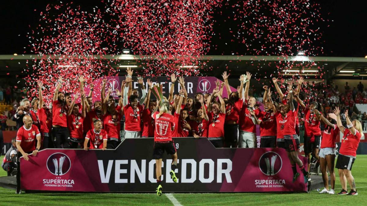 Photo of Benfica starts the season winning the Supertaça