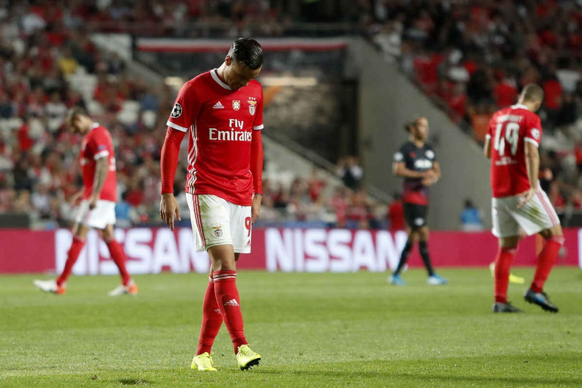 Photo of A bitter debut for Benfica in the Champions