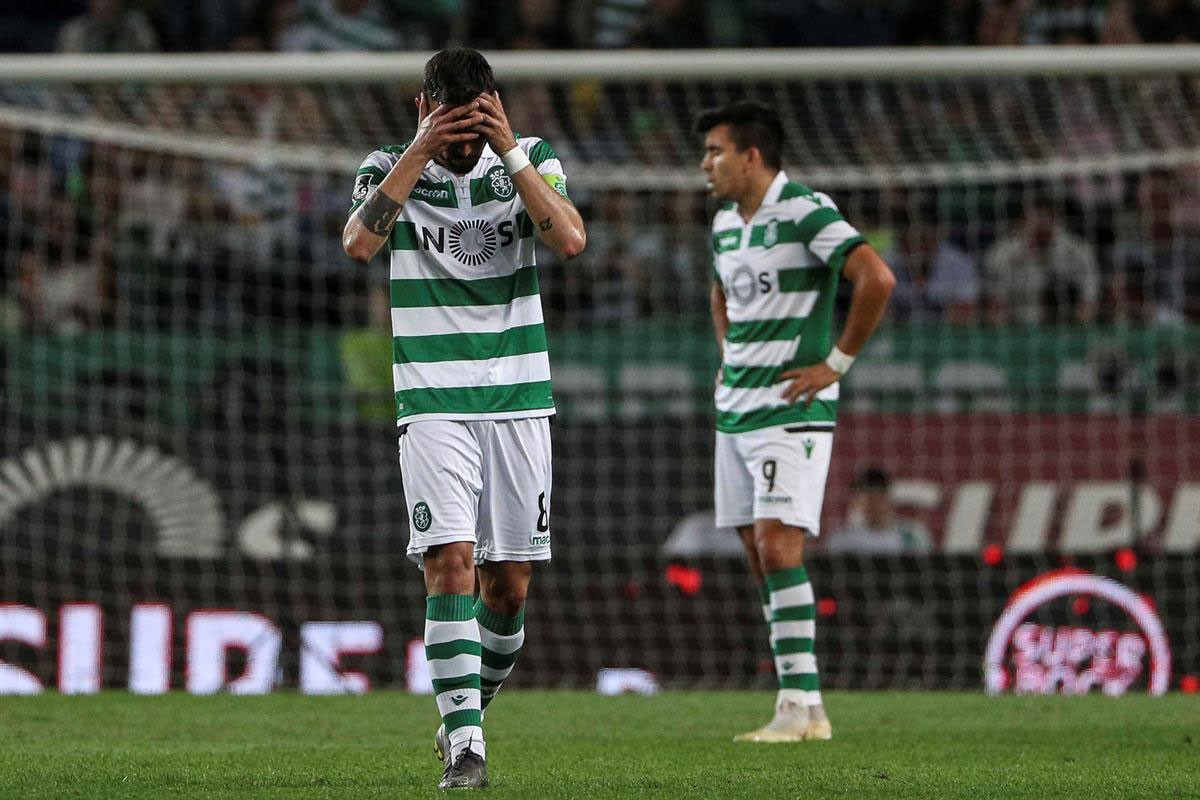 Photo of Sporting loses with FC Porto in Alvalade