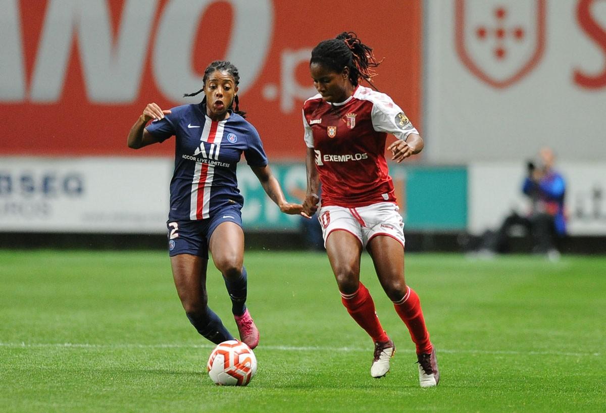 Photo of Women's Champions: PSG thrashes sp. Braga