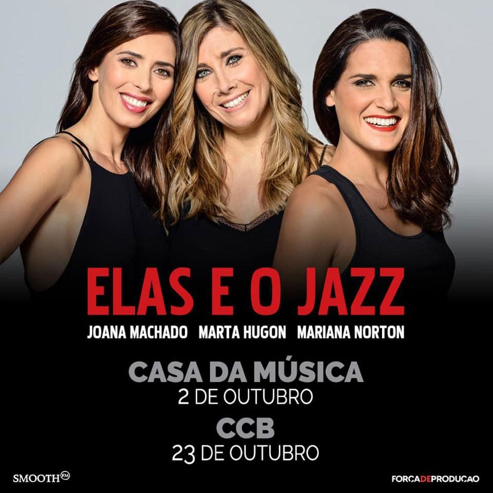 Photo of 'Elas e o Jazz' – Porto 🗓 🗺