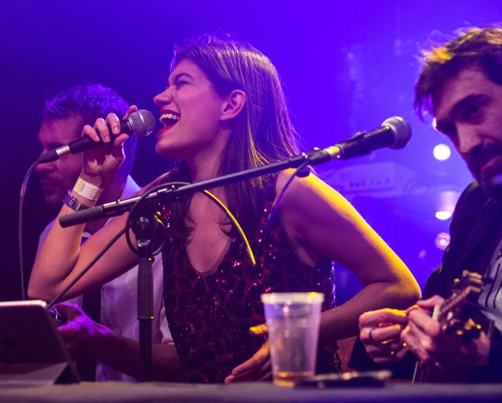 Photo of Mariana Fabião & Bairro do Samba | Porto 🗓 🗺