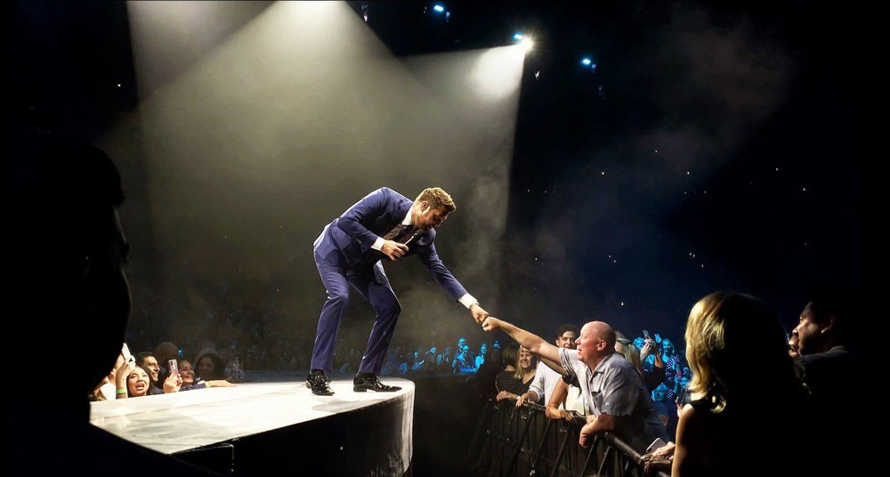 Photo of Michael Bublé | Lisbon