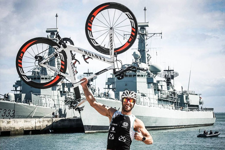 Photo of Miguel Carneiro will meet 10 Ironman in a row in the world's toughest challenge