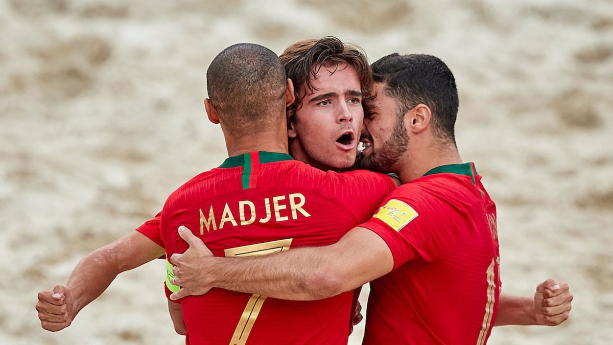 Photo of Portugal beats Belarus in World Cup preparation