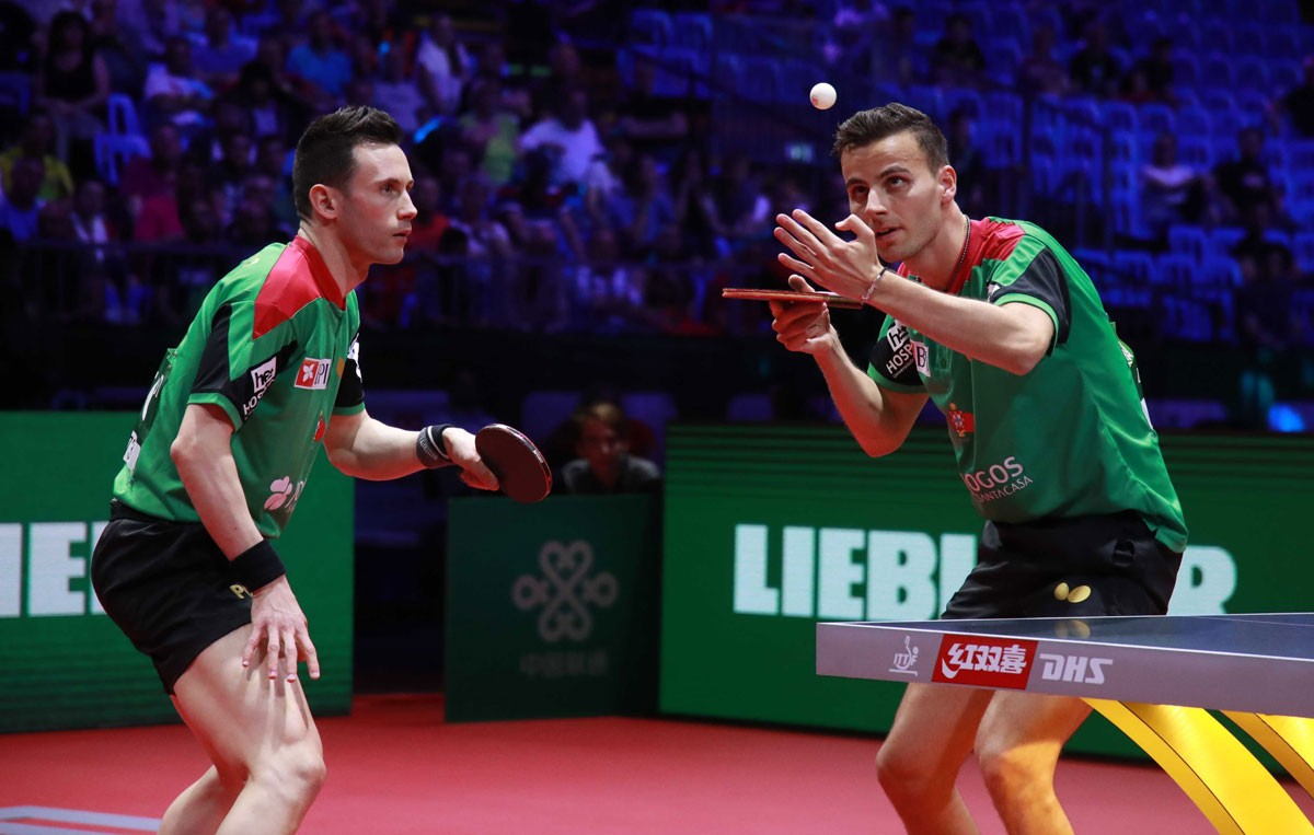 Photo of Men's national team finishes second in table tennis