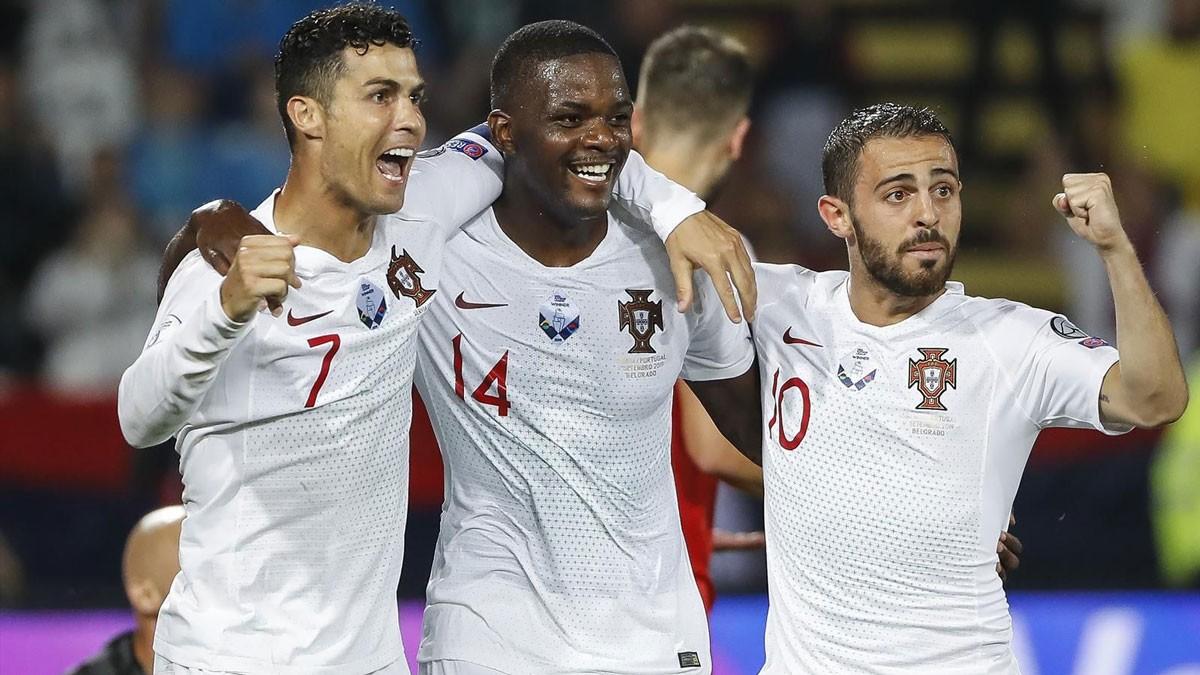 Photo of Portugal beats Serbia in Belgrade
